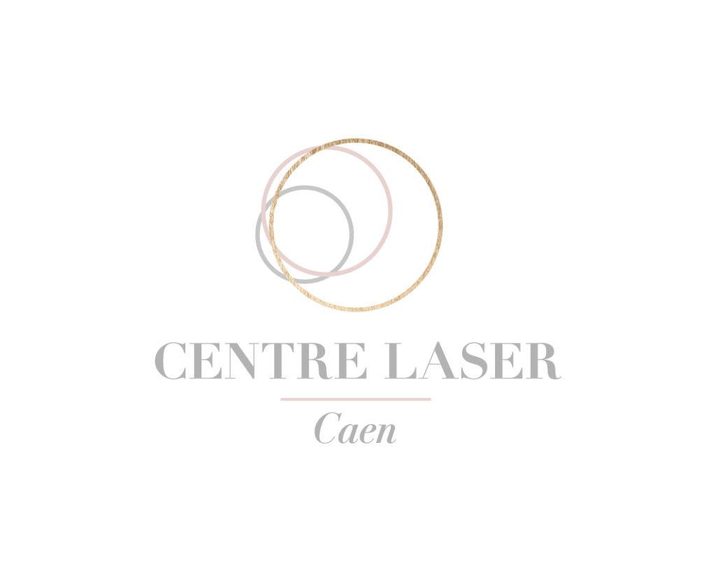 Logo centre laser de Caen